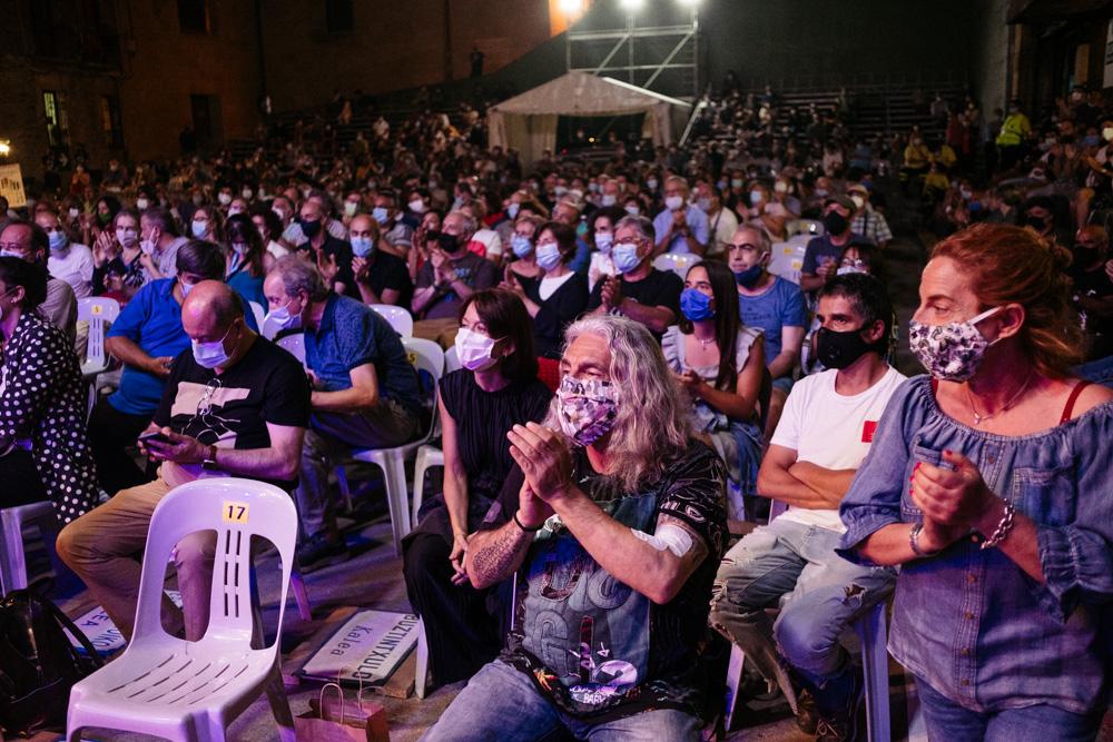 Festival de Jazz en 2020. Fotos: Santiago Farizano