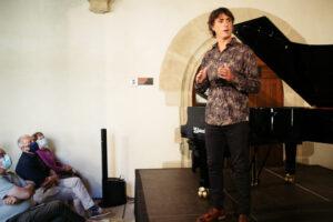 DSCF6128 300x200 - Jorge Pardo recoge el tercer premio de este Donostiako Jazzaldia