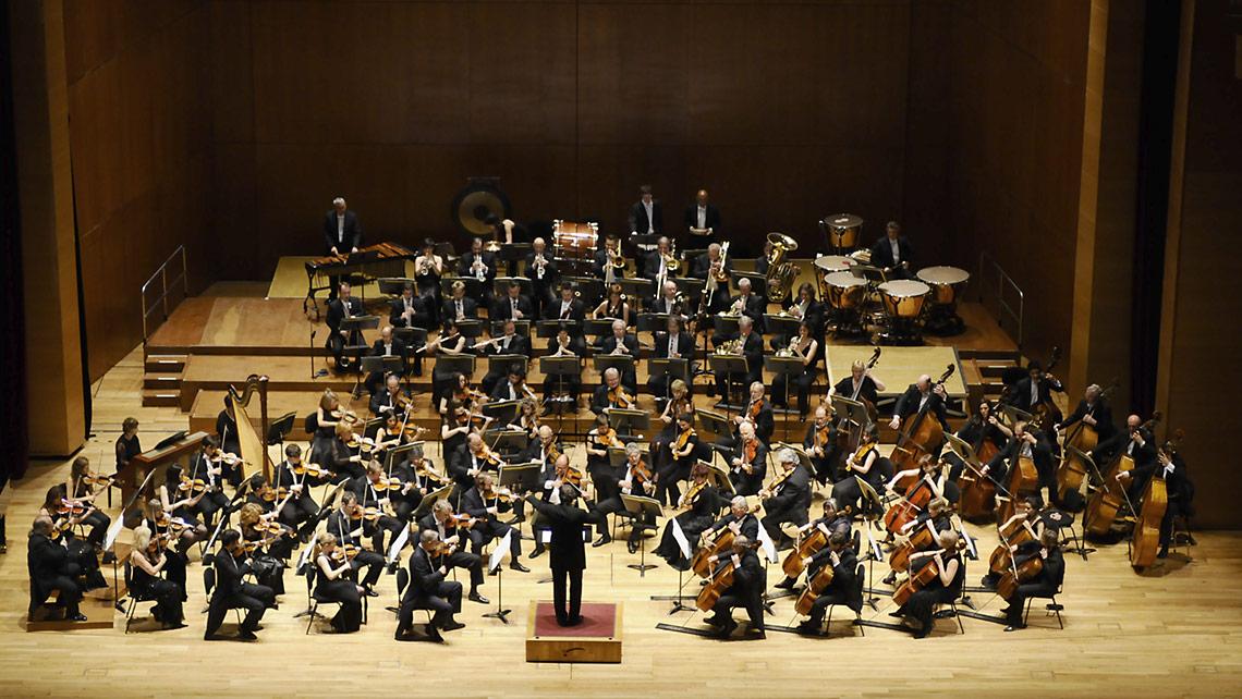 Bilbao Orkestra Sinfonikoa. Foto: Quincena Musical