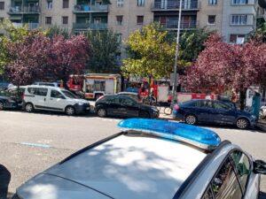 IMG 20200804 172643043 HDR copy 800x600 300x225 - Alarma en la calle Isabel II por el humo provocado por una manta eléctrica