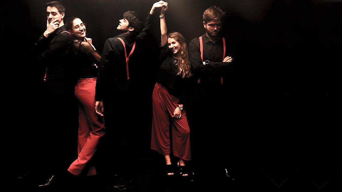 Zilarra Quintet. Foto: Quincena Musical