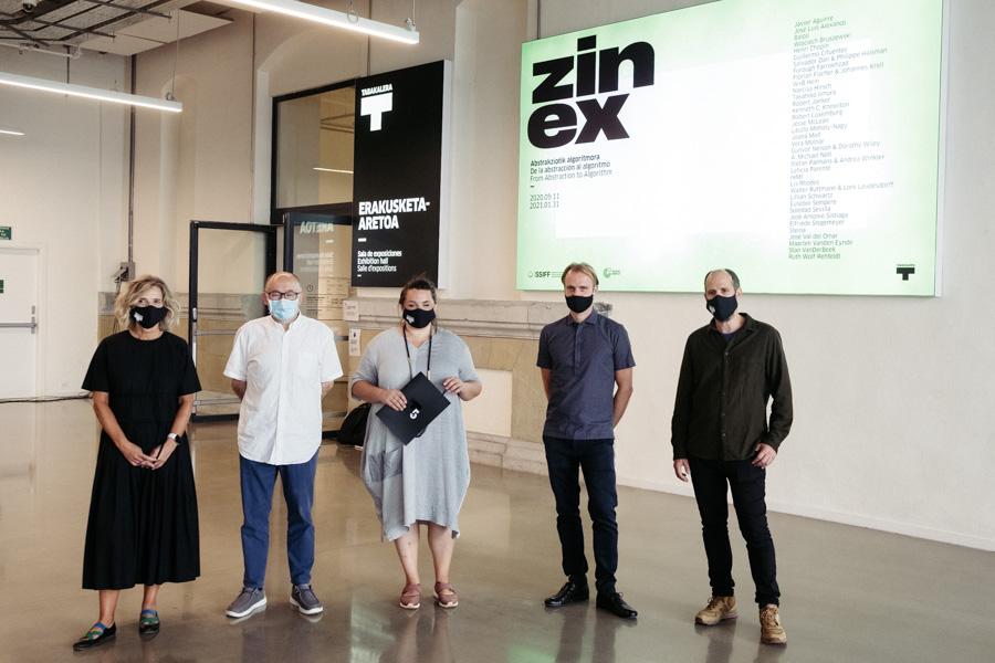 DSCF0199 - Un viaje a través de la historia del cine experimental en 'Zin ex. De la abstracción al algoritmo'
