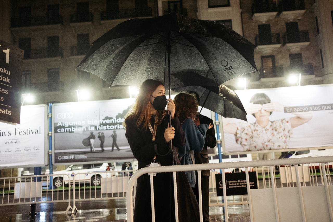 DSCF3013 - El Festival de San Sebastián se rinde ante la complicada apuesta de 'Beginning'