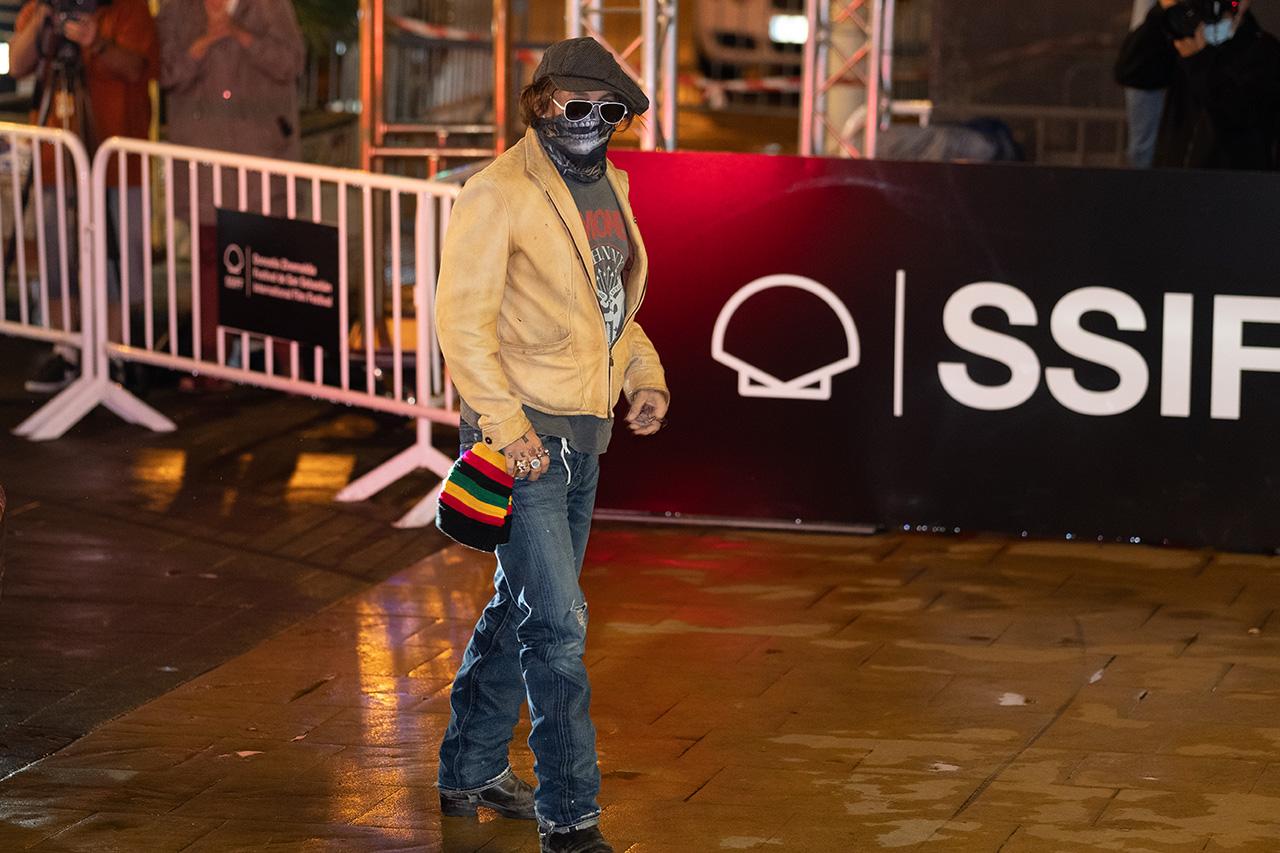 DSCF6189 - Johnny Depp ya está en Donostia