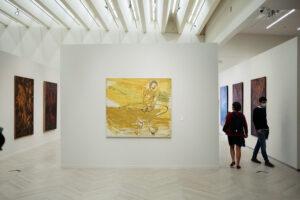 DSCF6597 300x200 - Kubo-Kutxa: 128 obras para sumergirse en la obra del pintor donostiarra Goenaga