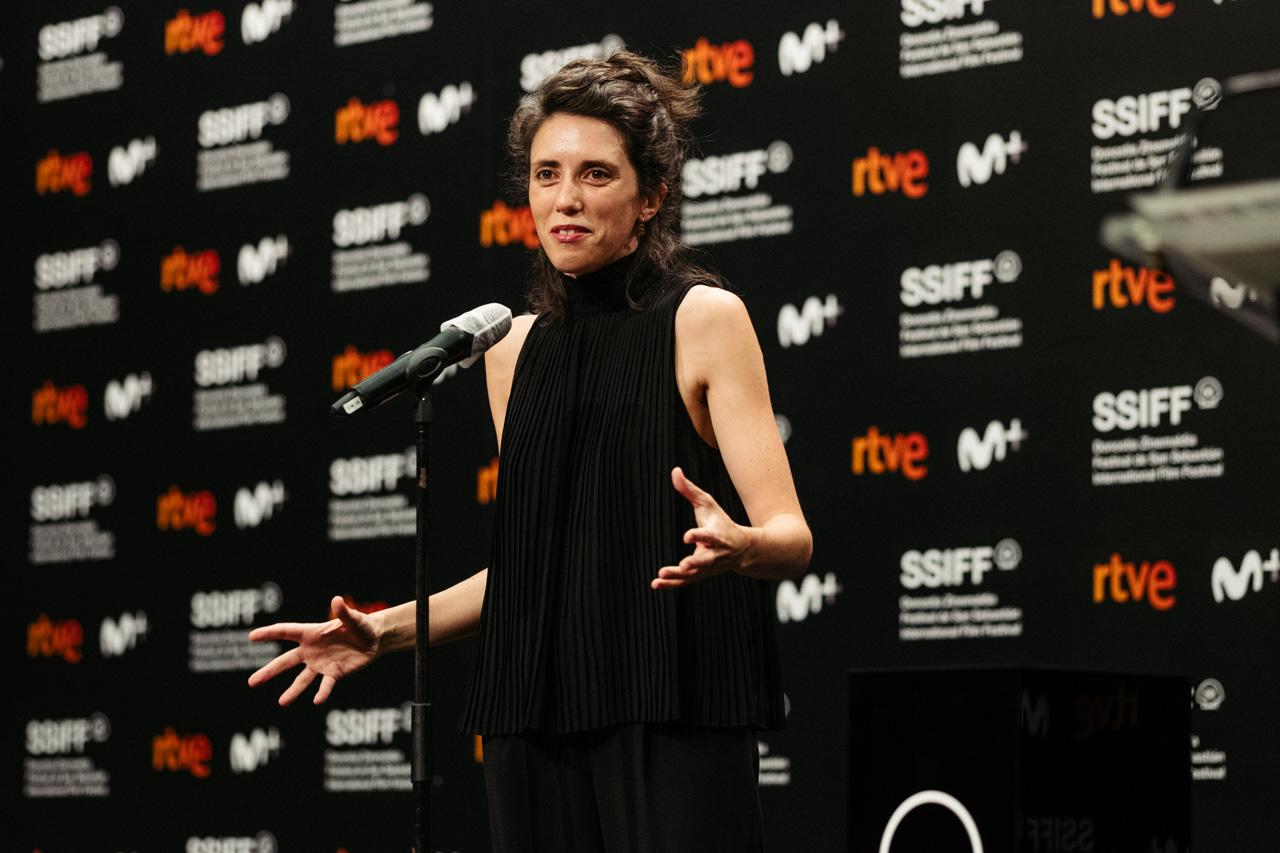 Catarina Vasconcelos, premio Zabaltegi-Tabakalera por su primer largometraje A metamorfose dos pássaros