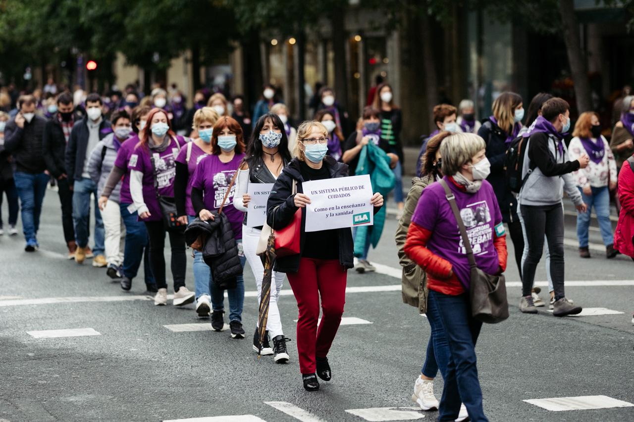 """DSCF3532 - Residencias: """"Este modelo de gestión con la pandemia es insostenible"""""""