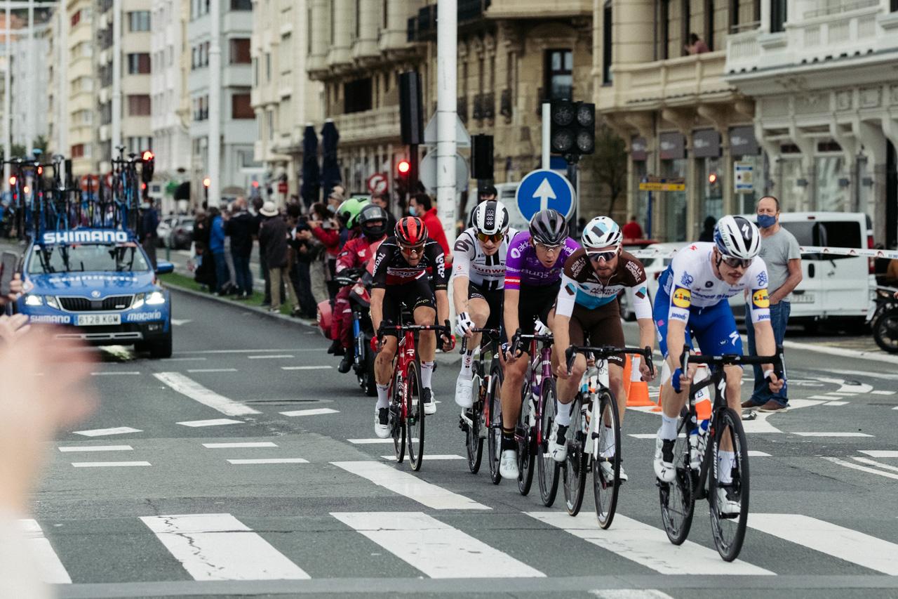 DSCF4293 - La etapa gipuzkoana de La Vuelta atraviesa Donostia