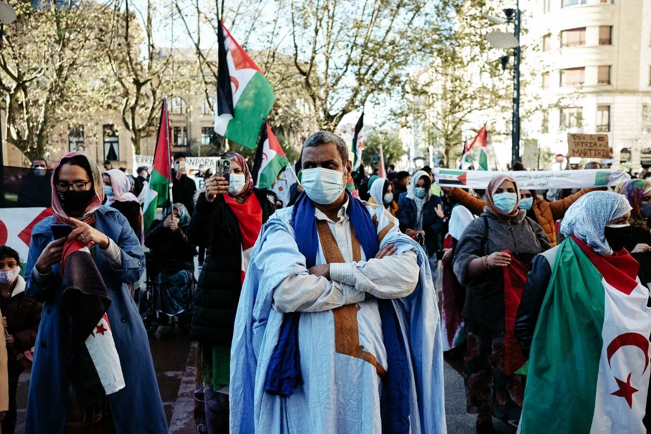 2020 1121 12045400 copy 1280x853 - Donostia se manifiesta por una 'Sáhara libre'