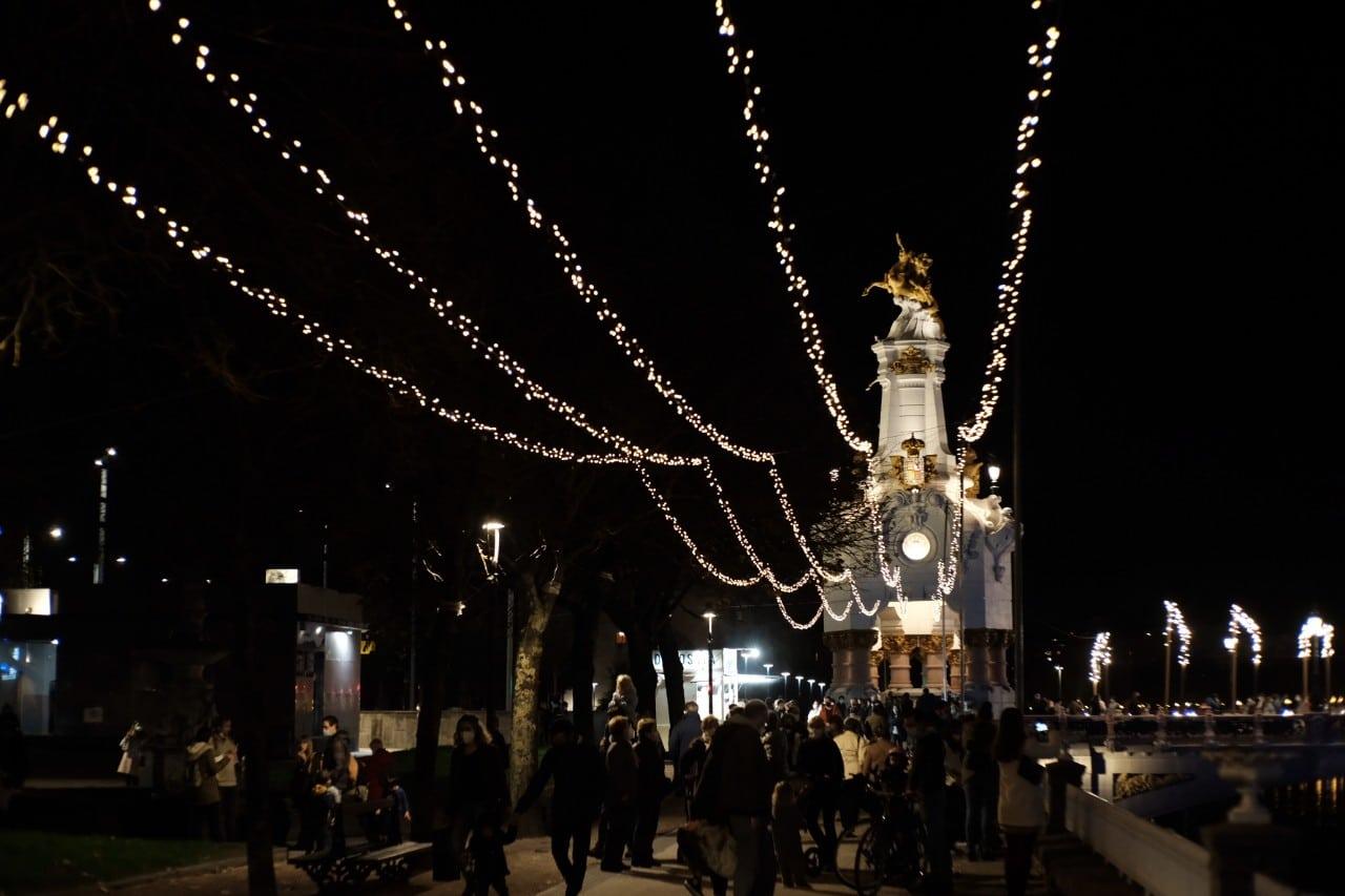 2020 1127 18334800 copy 1280x853 - Donostia se ilumina en su Navidad menos alegre