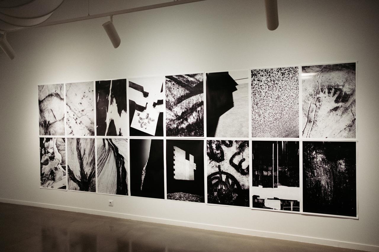 DSCF7007 - El donostiarra Jon Cazenave presenta su 'Galerna' en Kutxa Kultur Artegunea