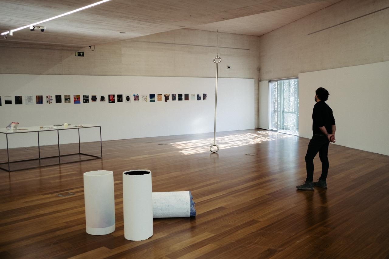 DSCF9030 - Nagore Amenabarro inaugura con 'Platina' el proyecto 'Arte abian'