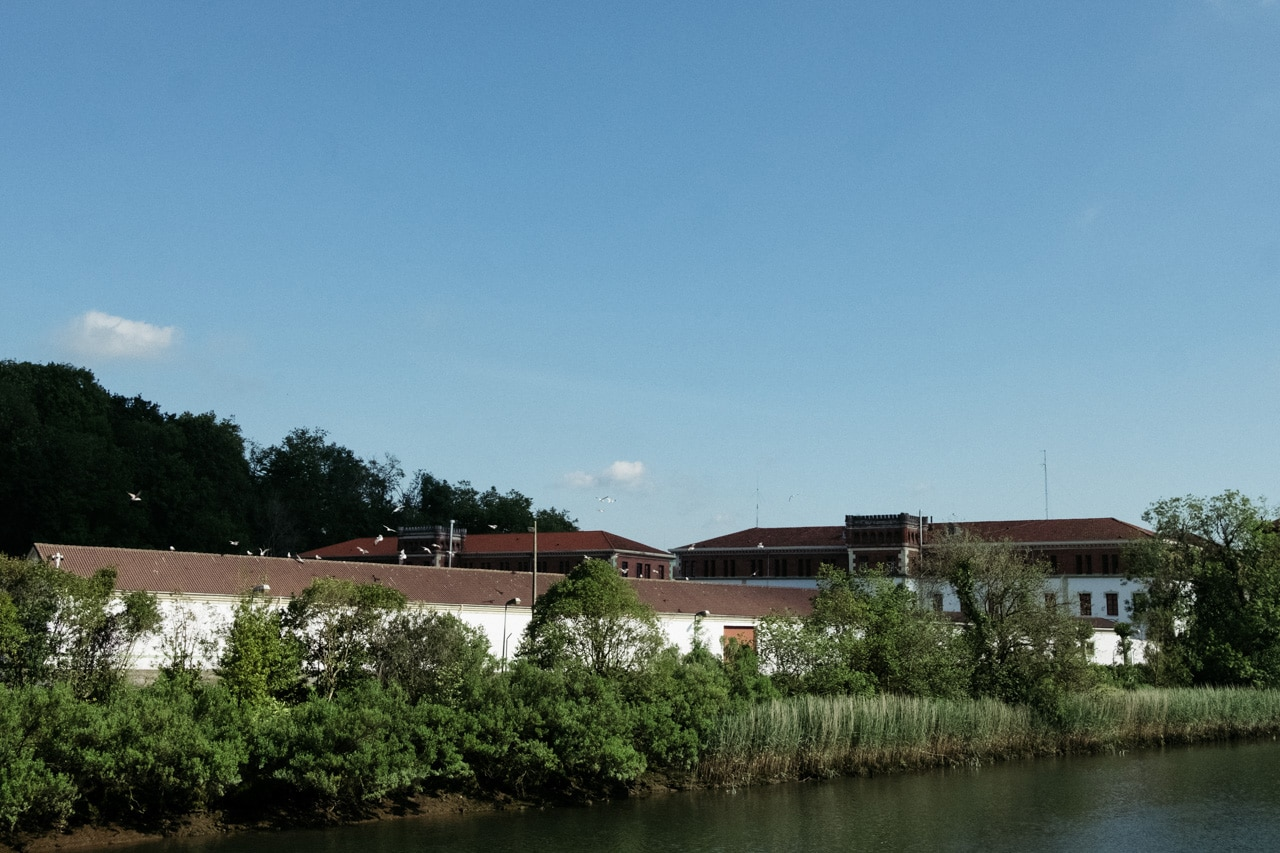 Cuartel de Loiola. Foto: Santiago Farizano