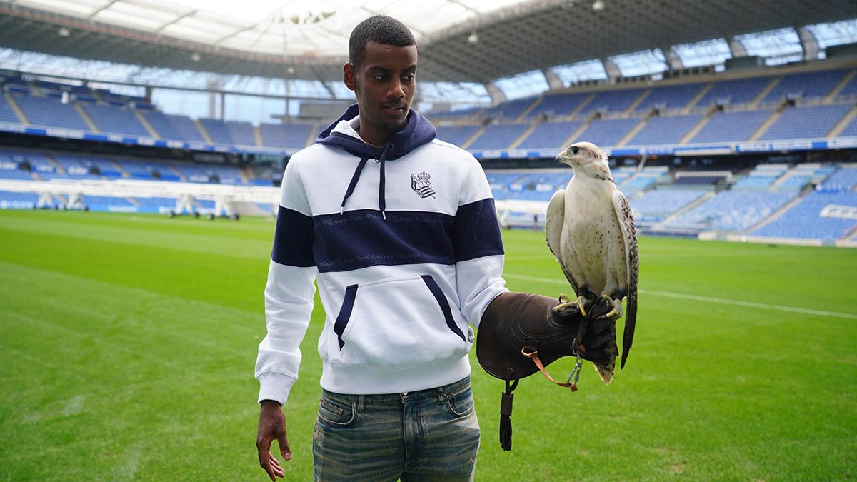 Foto halcones 5 - Halcones vigilantes en el Reale Arena