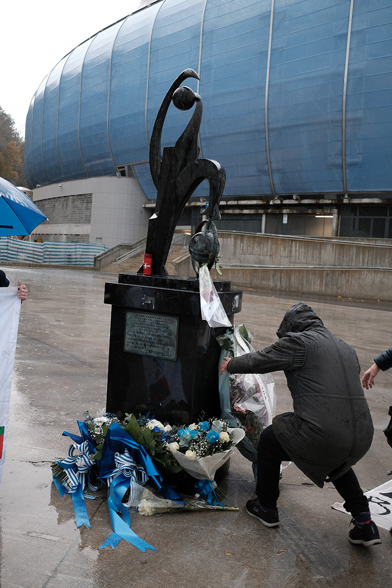 DSCF3173 - Homenaje a Aitor Zabaleta 22 años después de su asesinato