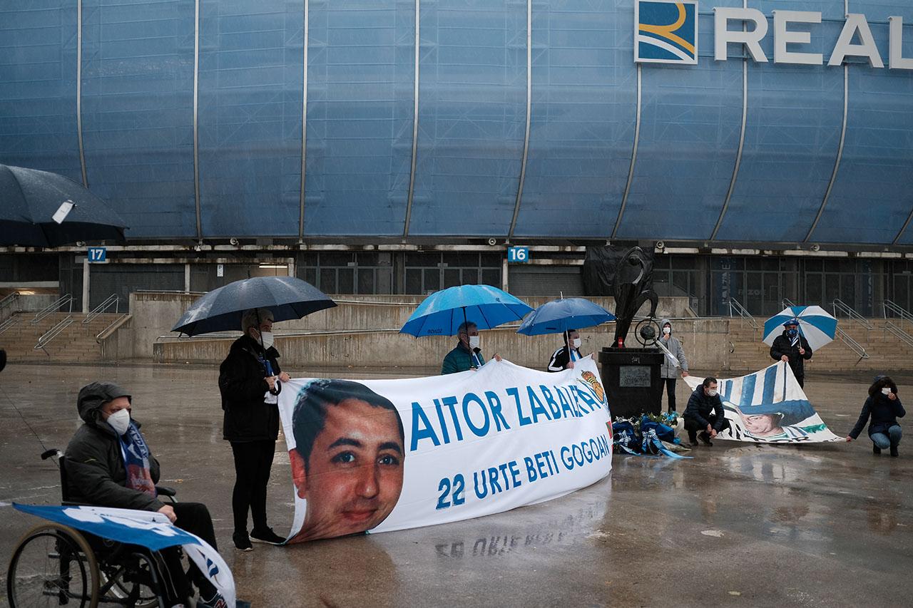 DSCF3175 - Homenaje a Aitor Zabaleta 22 años después de su asesinato