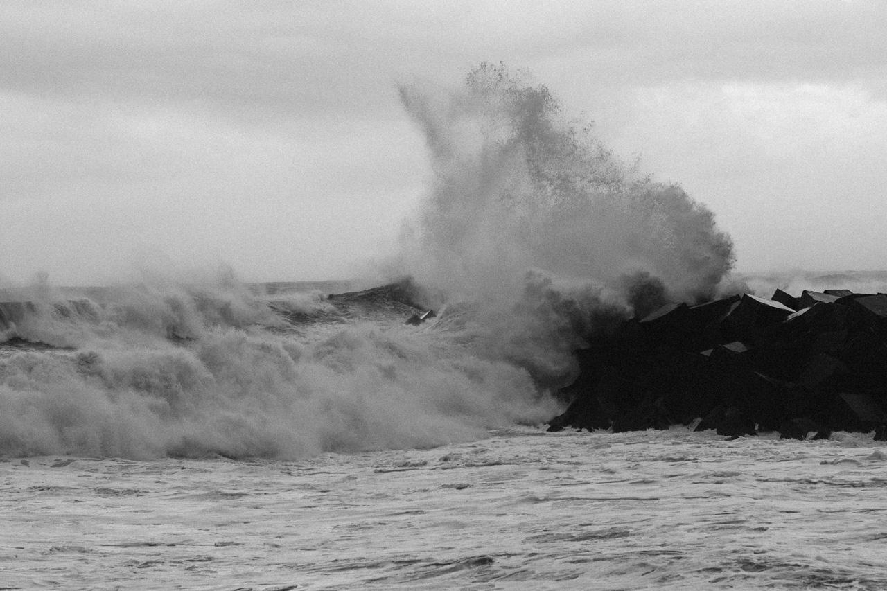 DSCF6412 - Donostia se divierte con las olas de Bella