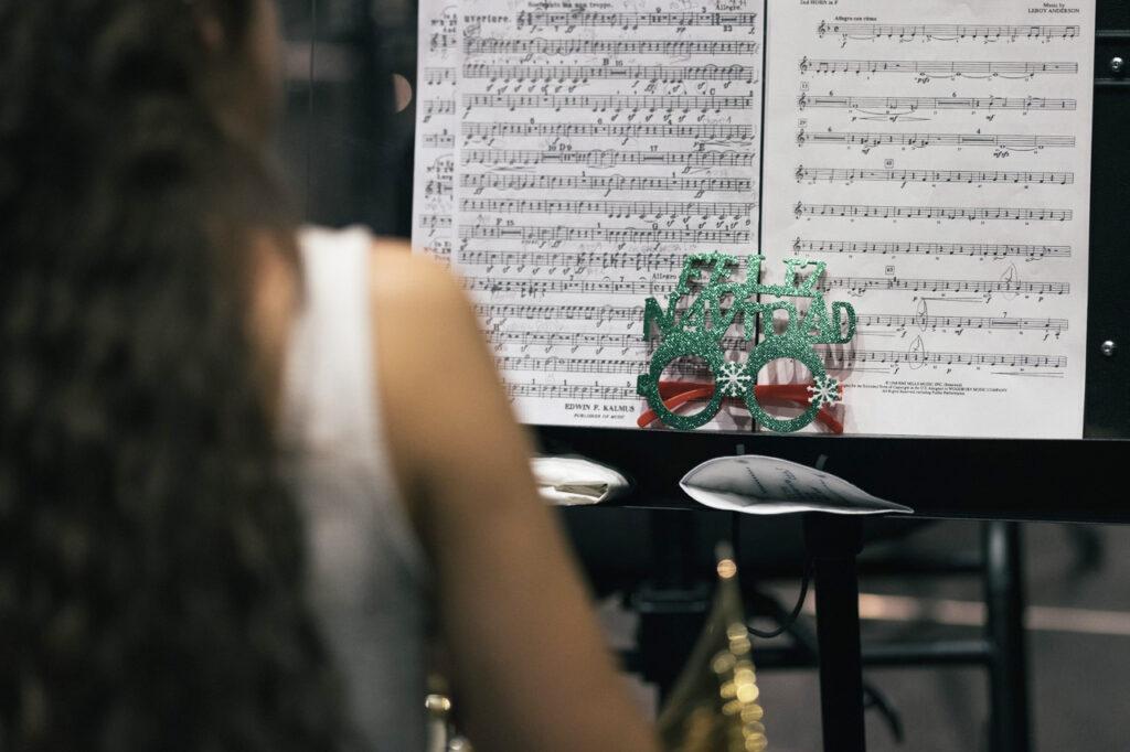 DSCF6924 La EGO ultima su programa navideño dedicado a Beethoven