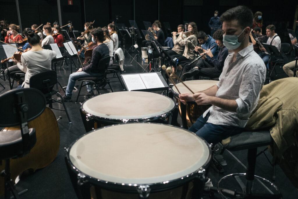 DSCF6940 La EGO ultima su programa navideño dedicado a Beethoven