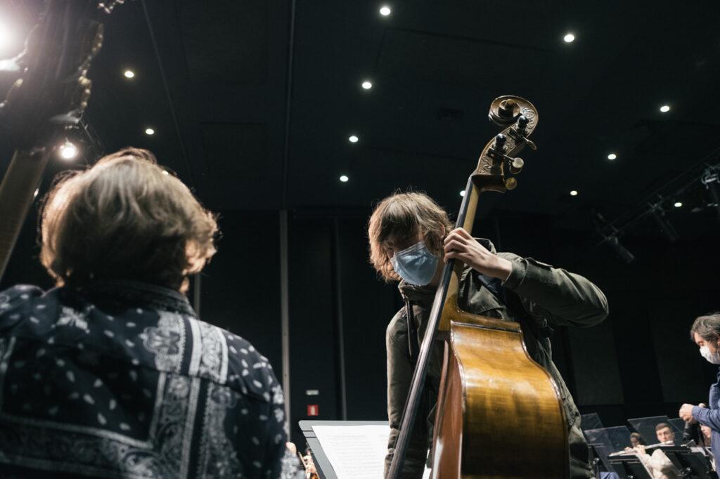 DSCF6966 La EGO ultima su programa navideño dedicado a Beethoven