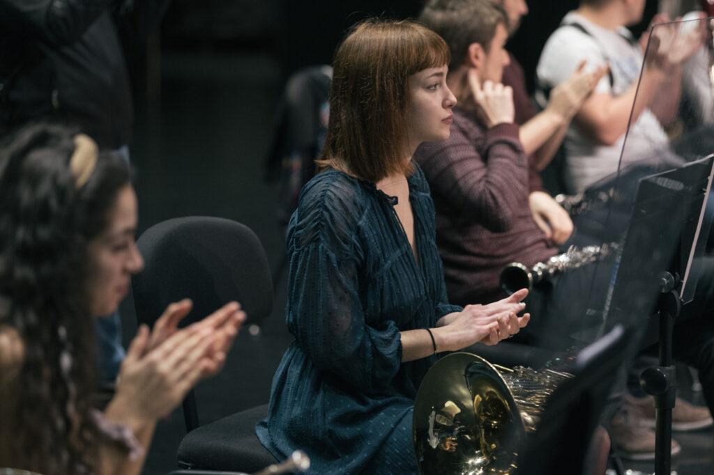 DSCF7079 La EGO ultima su programa navideño dedicado a Beethoven