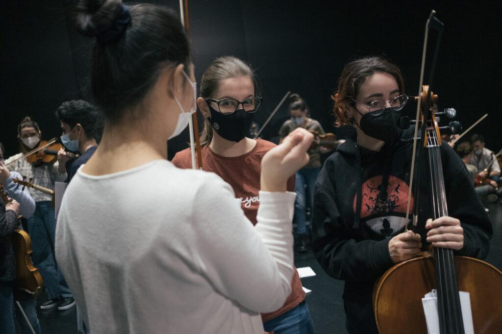 DSCF7131 La EGO ultima su programa navideño dedicado a Beethoven