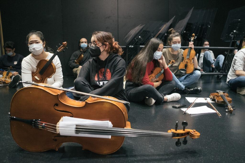 DSCF7143 La EGO ultima su programa navideño dedicado a Beethoven
