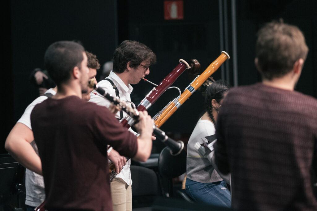 DSCF7149 La EGO ultima su programa navideño dedicado a Beethoven