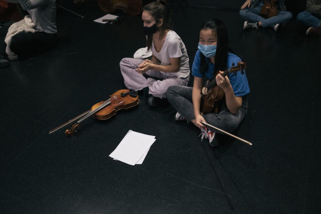 DSCF7203 La EGO ultima su programa navideño dedicado a Beethoven