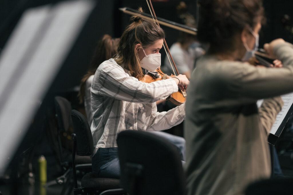 DSCF7300 La EGO ultima su programa navideño dedicado a Beethoven