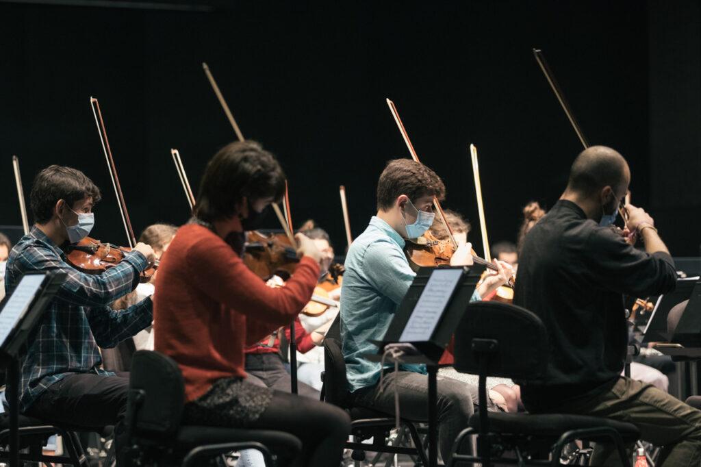 DSCF7315 La EGO ultima su programa navideño dedicado a Beethoven