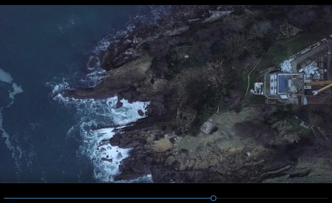 Imagen del vídeo de Hondalea (en el interior de la noticia).