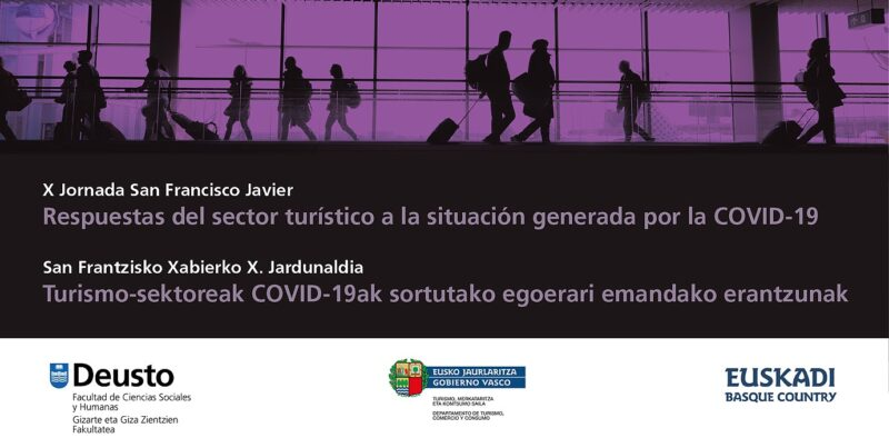jornada javier La respuesta del sector turístico a la crisis, eje central de la X Jornada San Francisco Javier