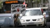 Manifestación Bolsonaro