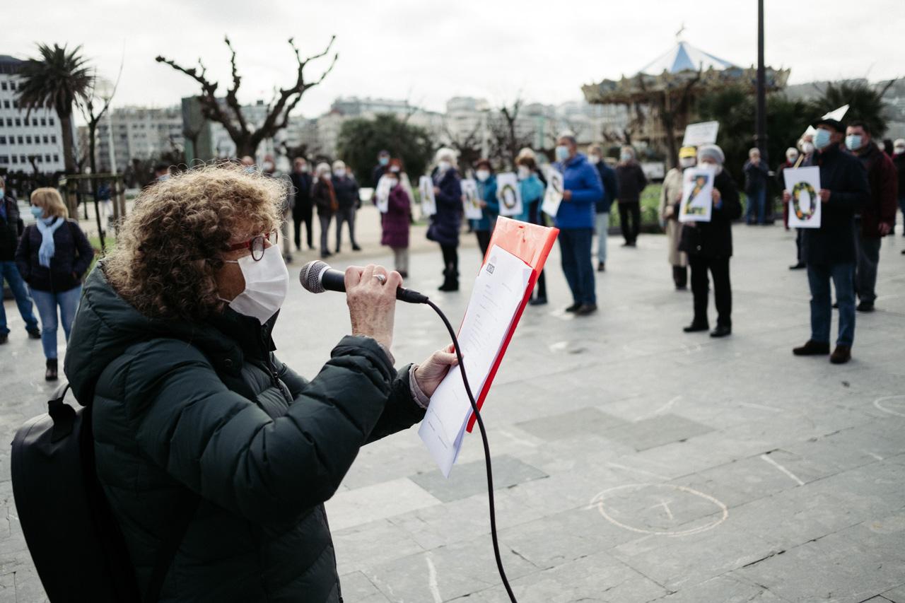 DSCF9319 - Pensionistas vascos: tres años de reivindicaciones en la calle