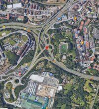 GI20 accidentemortal Un fallecido en un accidente en la GI-20 (Donostia) esta madrugada