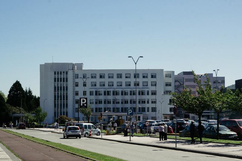 Hospital Donostia. Foto: Santiago Farizano