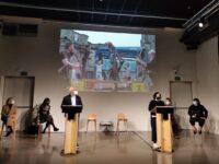 Tabakalera creacion Tabakalera dedicará este año más de tres millones a la creación cultural