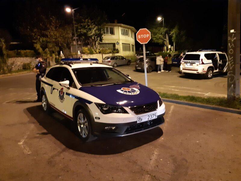 denuncias Covid-19: Una veintena de detenidos y 1.467 infracciones el fin de semana