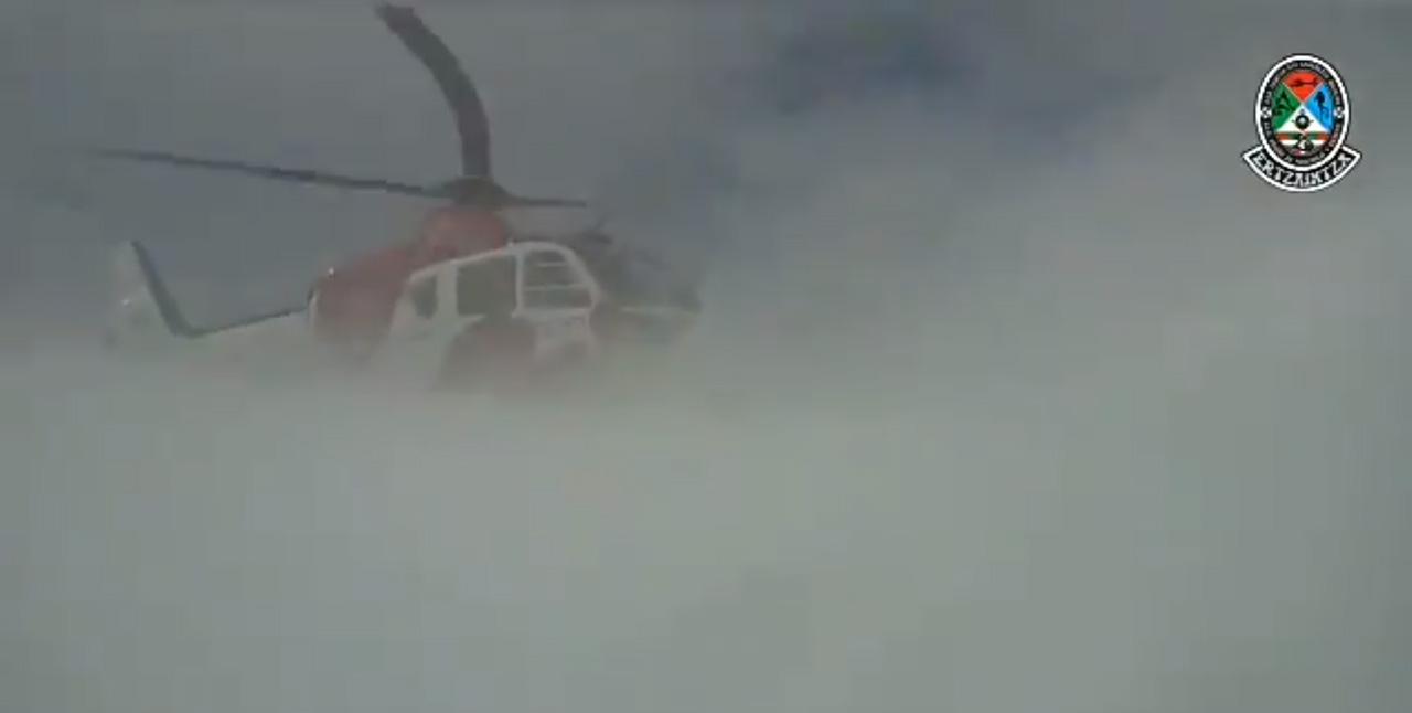 Imagen: Vídeo de la Ertzaintza