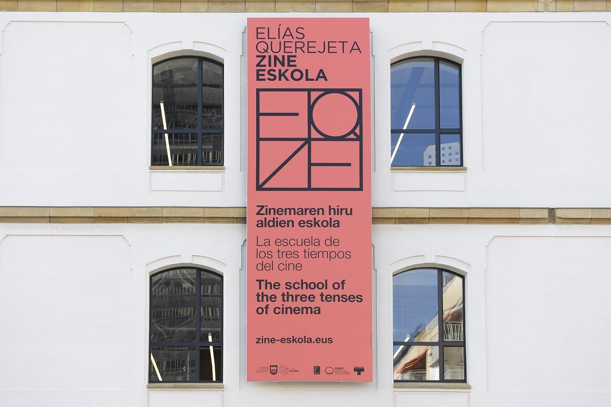 Elías Querejeta Zine Eskola. Foto: EQZE