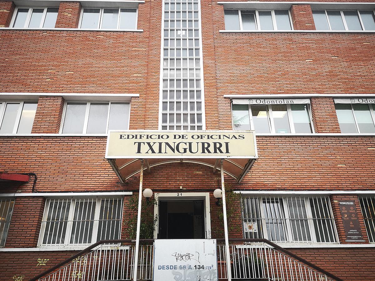 Edificio Txingurri