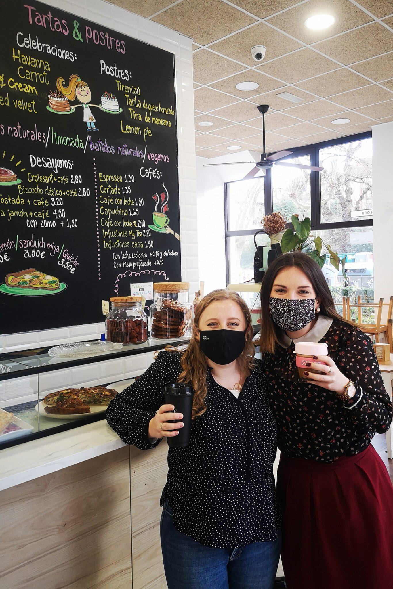 Meivy scaled - Donostia, ahora, se recorre café en mano