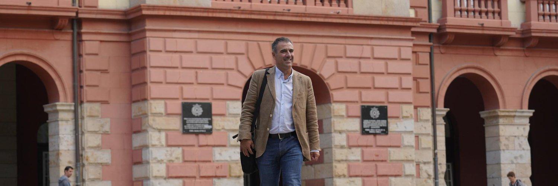 Miguel de los Toyos. Foto: Ayto de Eibar
