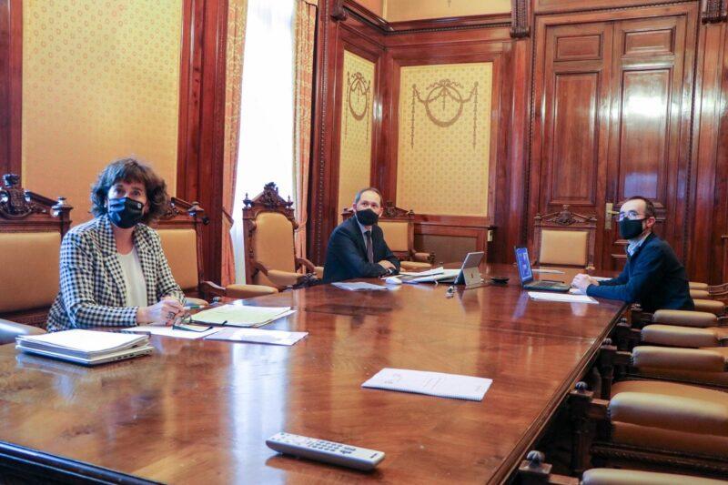 consejo de finanzas Los ayuntamientos de Gipuzkoa recibirán  30,8 millones más de lo previsto en octubre
