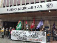 haurreskolak Semana con huelgas en haurreskolak, transporte y comedores escolares
