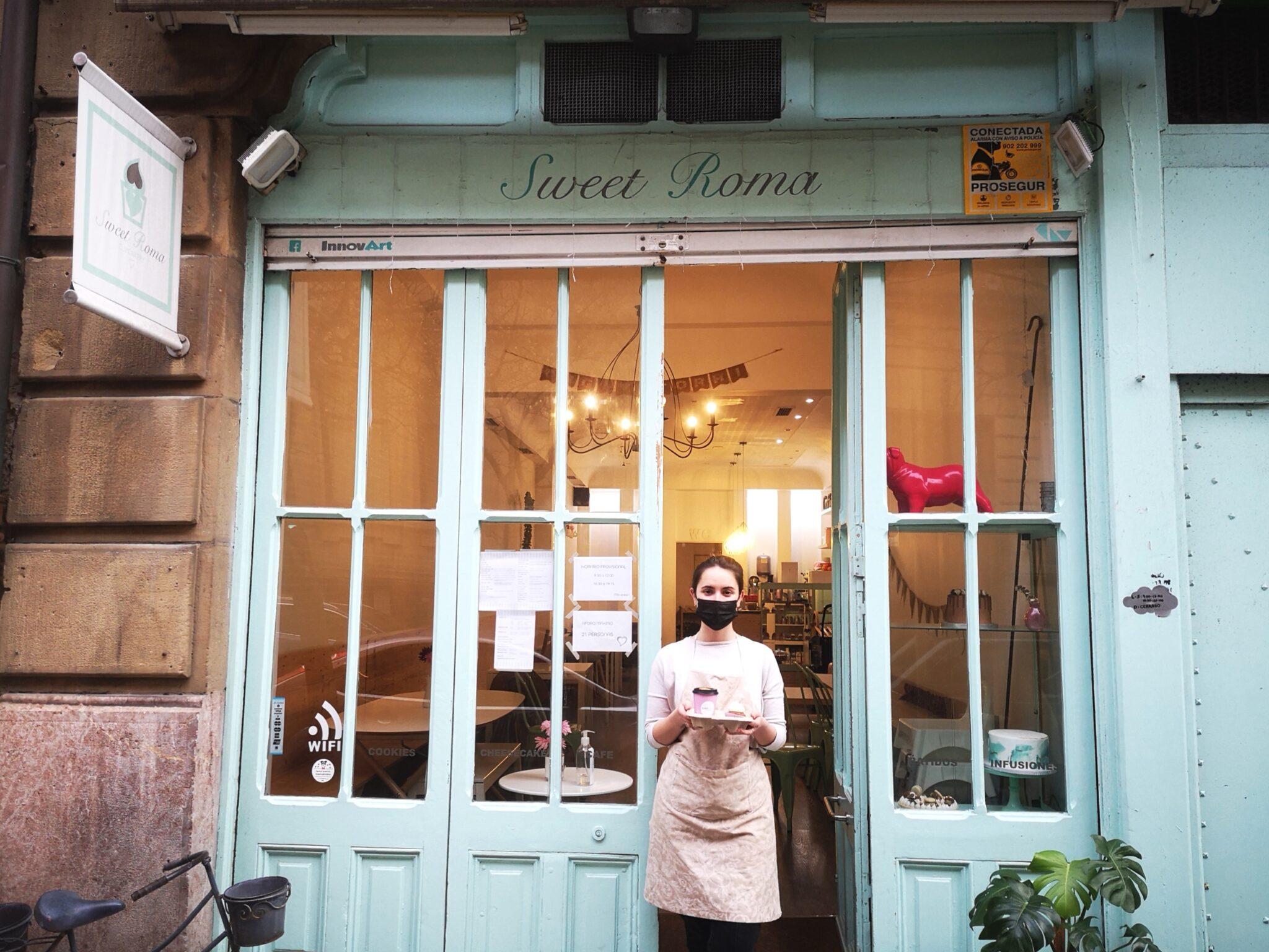 sweetroma scaled - Donostia, ahora, se recorre café en mano