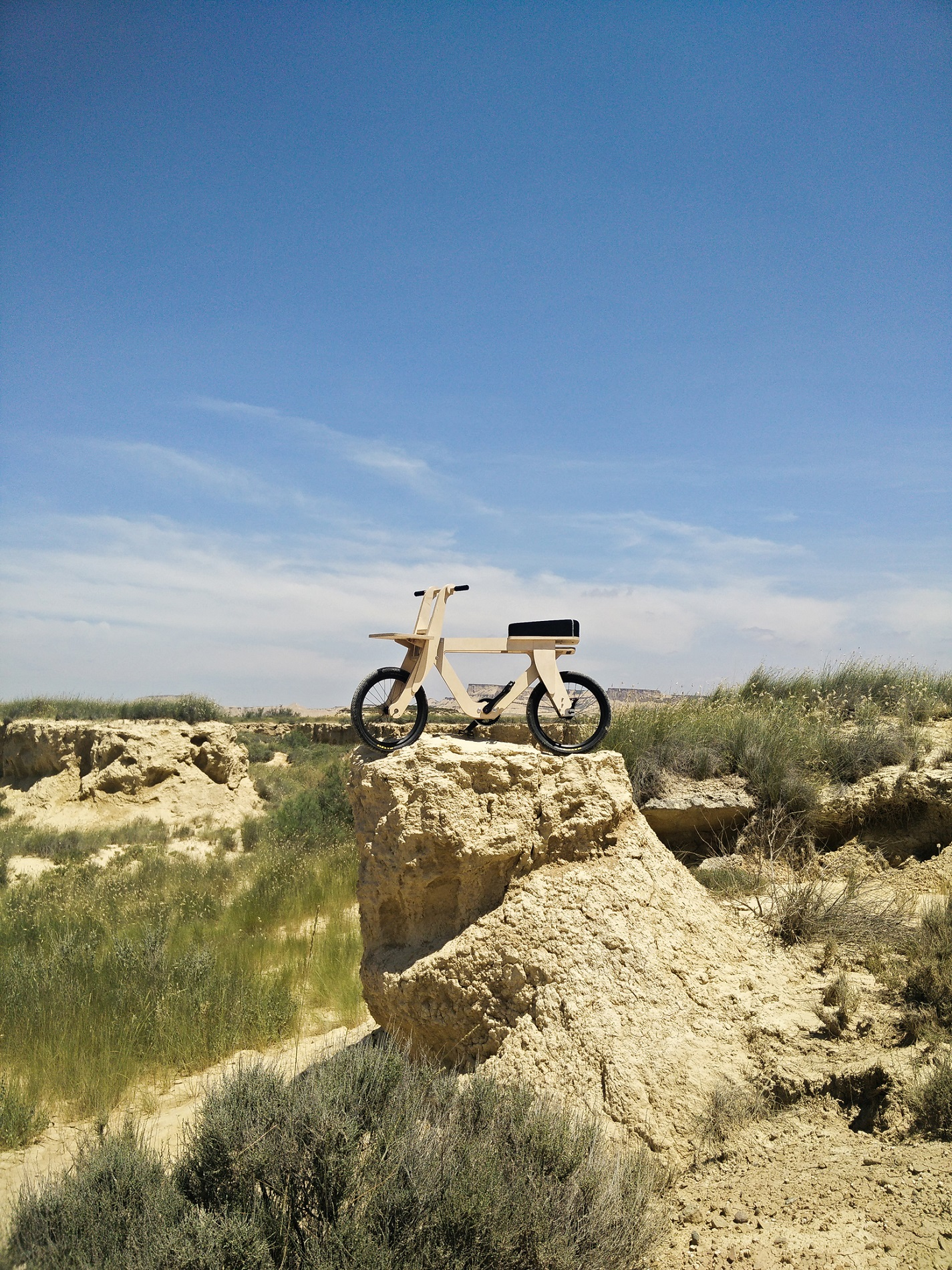 #openbike de Arquimaña. Foto: EAI-IAE