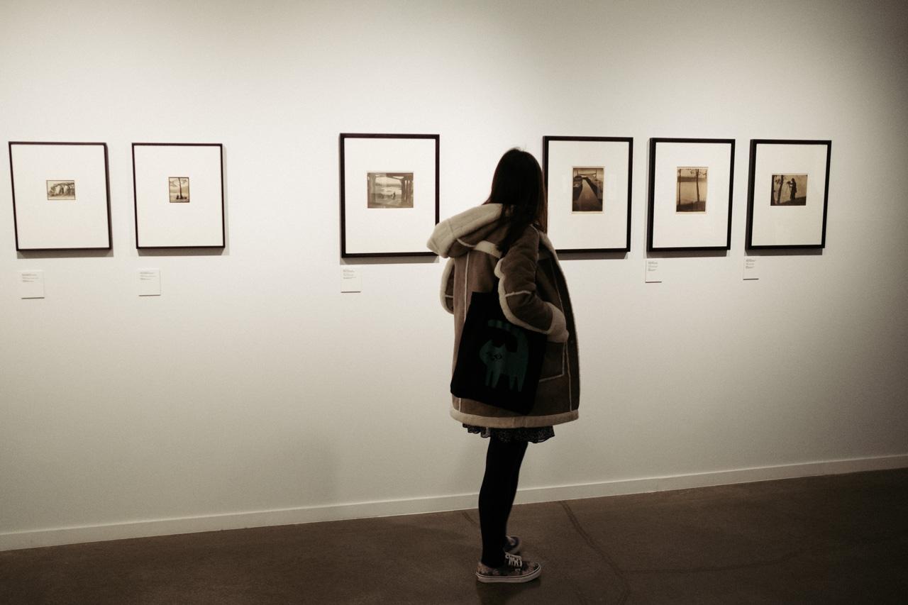 DSCF0793 - Kutxa Kultur Artegunea arroja luz sobre la obra de Margaret Watkins