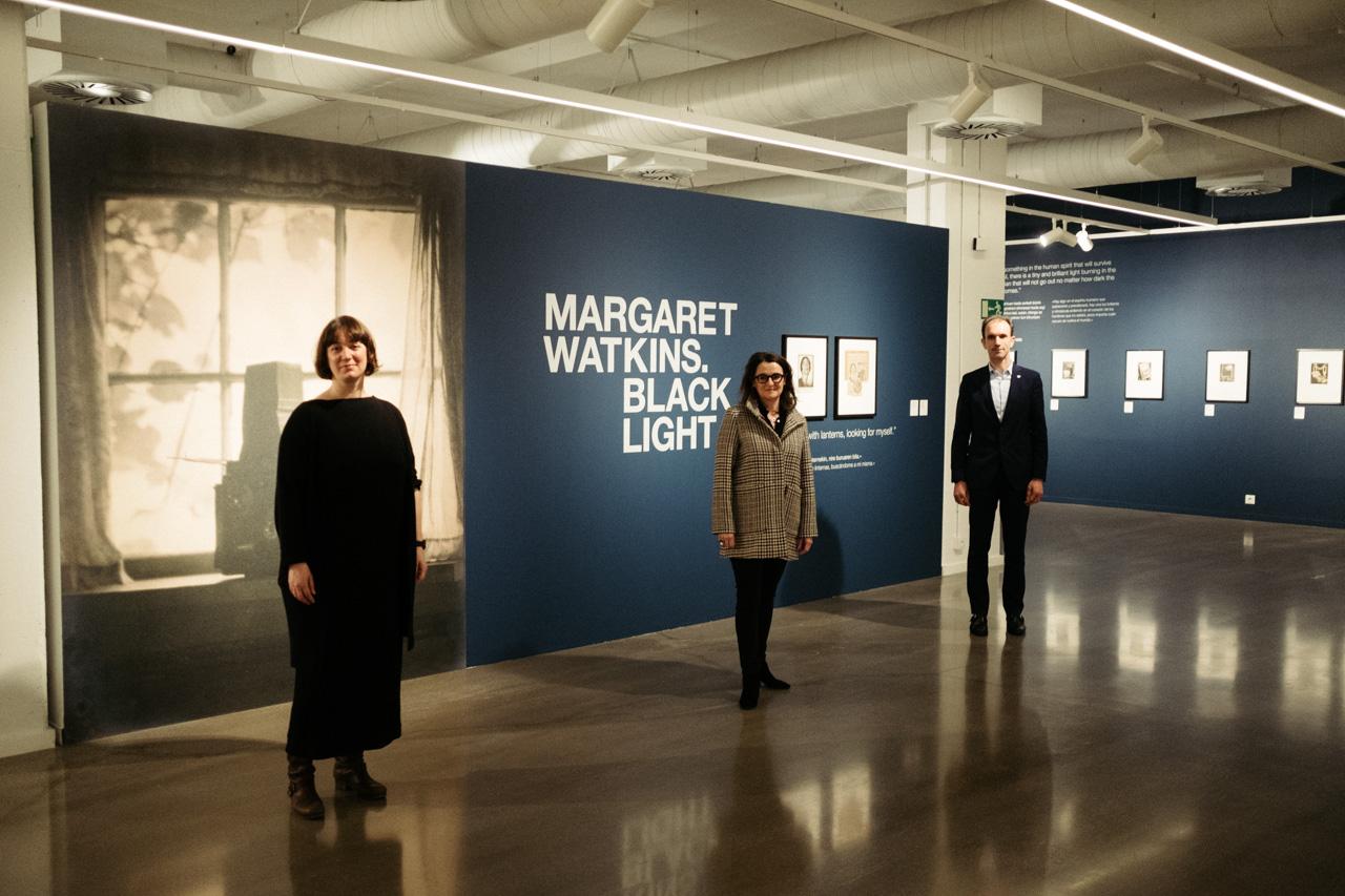 DSCF0842 - Kutxa Kultur Artegunea arroja luz sobre la obra de Margaret Watkins